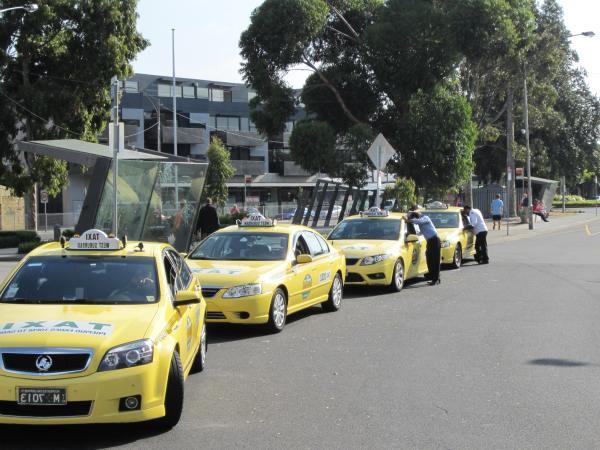 Подключение таксопарков
