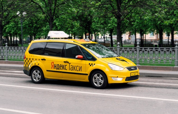 Партнер Яндекс такси